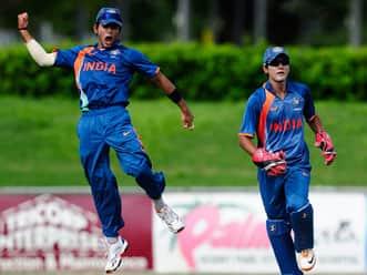 India U-19 trump Afghanistan by 52 runs in warm-up tie