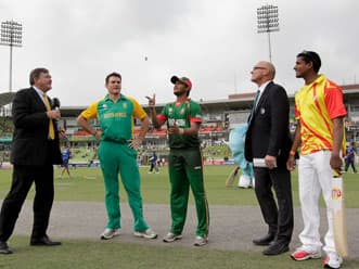 Steyn, Morkel rested, South Africa opt to bat against Bangladesh