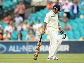 What plans do the national selectors have for Sachin Tendulkar?