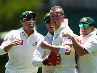 Australia to rest Peter Siddle or Ben Hilfenhaus for the Adelaide Test