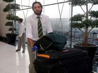 Shahid Afridi pulls out of National Super Eight T20 championship