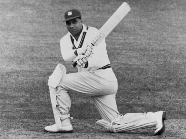 August 24, 1957 - Last day the Three Ws appeared together in Test cricket