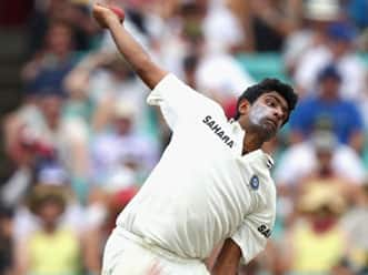 Ravichandran Ashwin speaks after the match on day two of the SCG Test – video