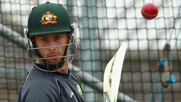 Ashes 2013: Matthew Wade focused on finding place in the playing XI