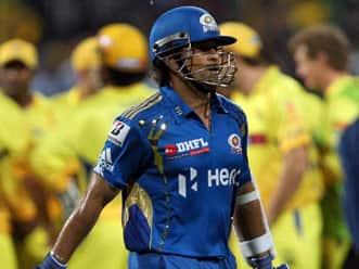 Dominant Chennai Super Kings eliminate Mumbai Indians from IPL 2012