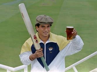 Sachin Tendulkar refused to a bat sponsor for 1996 World Cup