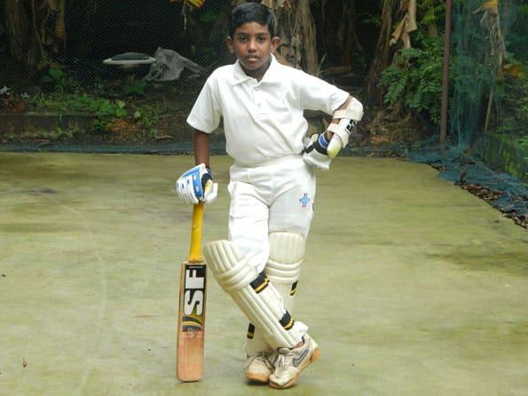 Eight-year old YouTube sensation Krishna Narayan generates high expectation