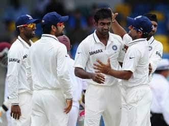 Team India fined for slow over-rate