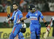 India vs West Indies, 2nd ODI, Visakhapatnam (Dec 2, 2011)