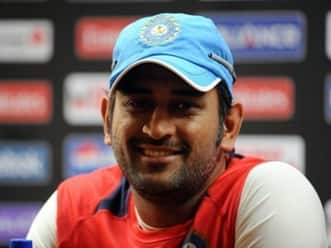 Dhoni urges fans to control emotions