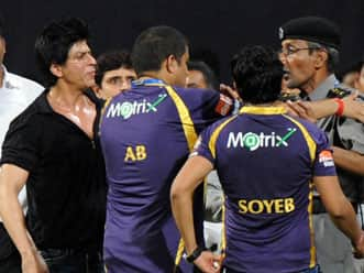 IPL 2012: Shah Rukh Khan's brawl with MCA officials at Wankhede- Transcript