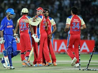 Rajasthan collapse again in second half