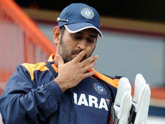 What does Dhoni have up his sleeve now?