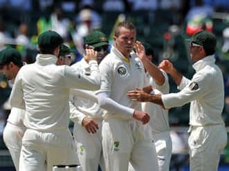 Australia fight back after Kallis reaches milestone