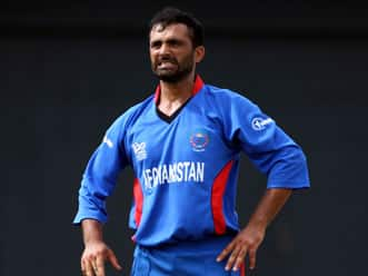 ICC T20 World Cup 2012: Afghanistan confident of tackling Ashwin, says Nawroz Mangal