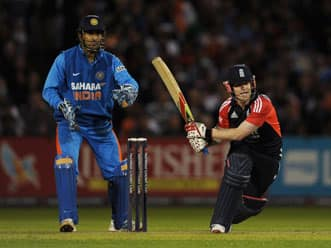 Morgan leads England to victory in one-off T20