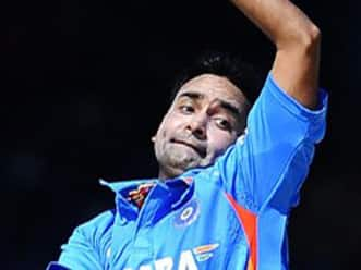 Whatever opportunity I get, I try to prove myself: Amit Mishra