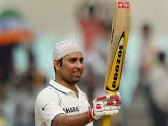 VVS Laxman credits Paddy Upton for bringing out the best in him