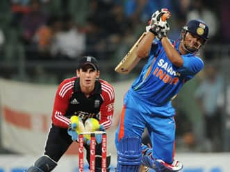 India vs England: Fourth ODI statistical review