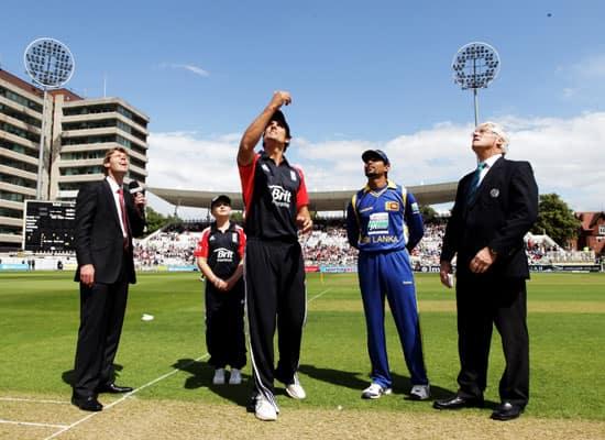 England vs Sri Lanka, 4th ODI, Trent Bridge (Jul 6, 2011)