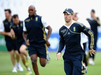 ICC T20 World Cup 2012: South Africa prepared for all conditions, says AB de Villiers