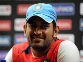 Youngsters will get a chance in warm-up matches, says Dhoni