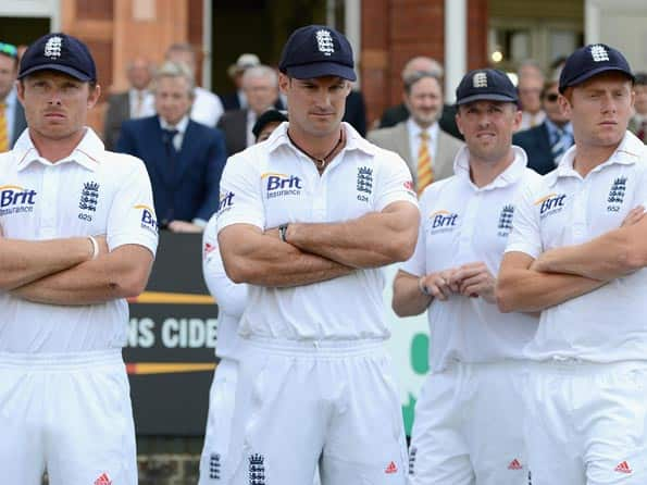 Lord's chase an exhibit of classic English diffidence