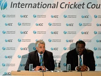 DRS can't be forced upon India: ICC
