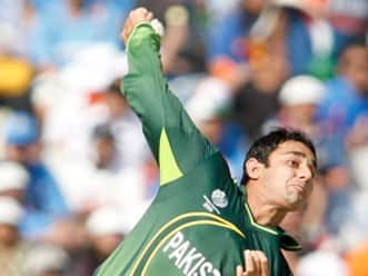 Pakistan off-spinner Saeed Ajmal jumps to third place in ICC Ranking
