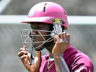 Sammy wants better performance from batsmen in second Test
