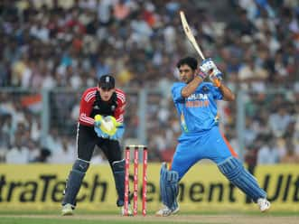MS Dhoni – catalyst-in-chief in propelling Indian cricket