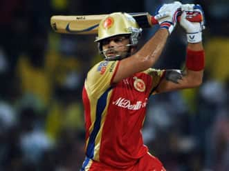 Royal Challengers Bangalore elect to bowl against Chennai Super Kings