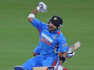 India vs Sri Lanka- CB Series 11th ODI: Virat Kohli 133 off 86 balls innings
