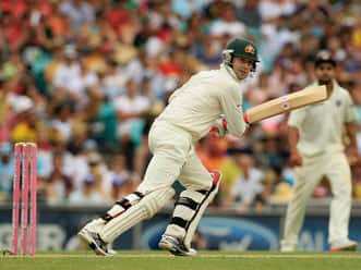 Live Cricket Score India vs Australia second Test at Sydney: Day three