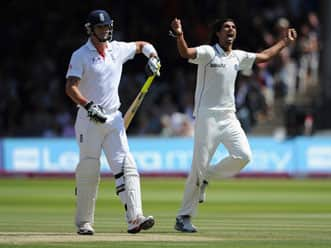 Eng vs Ind: Second Test day one statistical review