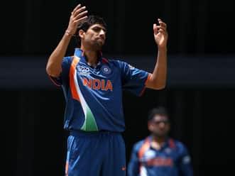 Ashish Nehra doubtful for domestic T20 matches in Mumbai