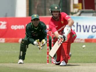 Zimbabwe win toss, elect to bat in first ODI