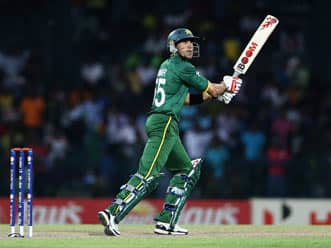 Umar Gul speaks after win over South Africa