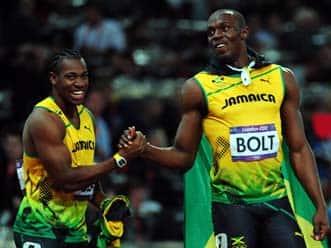 Yohan Blake could join Usain Bolt in Australia's Big Bash League