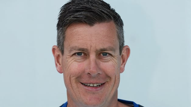 Coach Ashley Giles talks about England's batting woes