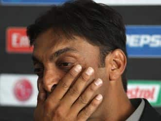 Shoaib Akhtar involved in car accident