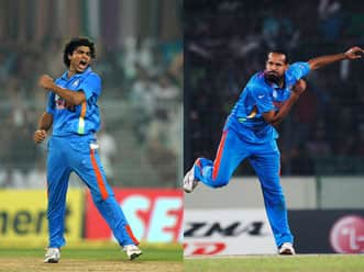 Ravindra Jadeja has shot ahead of Yusuf Pathan in establishing as ODI all-rounder