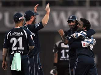 Deccan spinners restrict Pune to 136