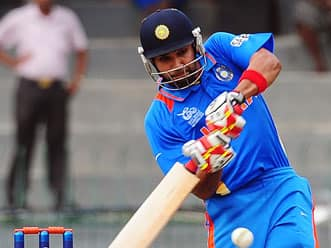 ICC T20 World Cup 2012: Rohit Sharma pleased with his form