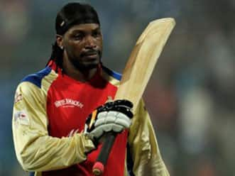 Gayle force powers RCB into CLT20 final