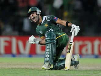 ICC World T20 2012: Umar Akmal fined for breach of ICC Code of Conduct