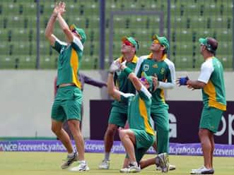 3rd Quarter-Final - New Zealand vs South Africa