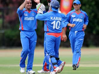 ICC elated as Afghanistan set to play their first-ever ODI