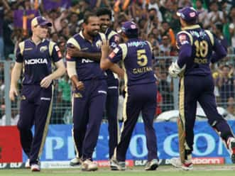 Live Score CLT20 Qualifiers: Kolkata Knight Riders vs Auckland Aces