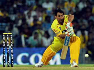 Live Cricket Score IPL 2012: Chennai Super Kings vs Royal Challengers Bangalore, IPL 2012 match: Chennai need 206 to win
